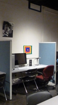 Media Center Editing Bay