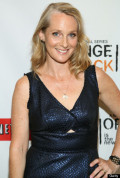 NEW YORK, NY - JUNE 25: Author Piper Kerman attends