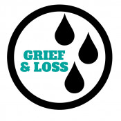 grief and loss logo