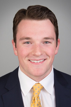 Photo of Patrick Riley '19