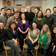 "Pulitzer Prize and Tony Winning Playwright John Patrick Shanley on campus for ""DOUBT"""