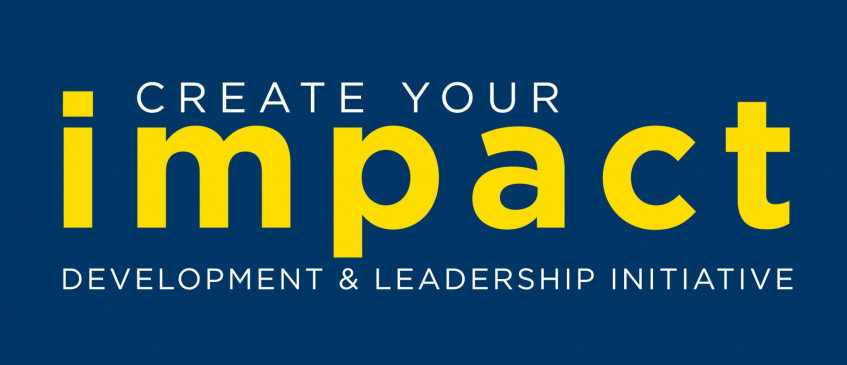 create your impact banner