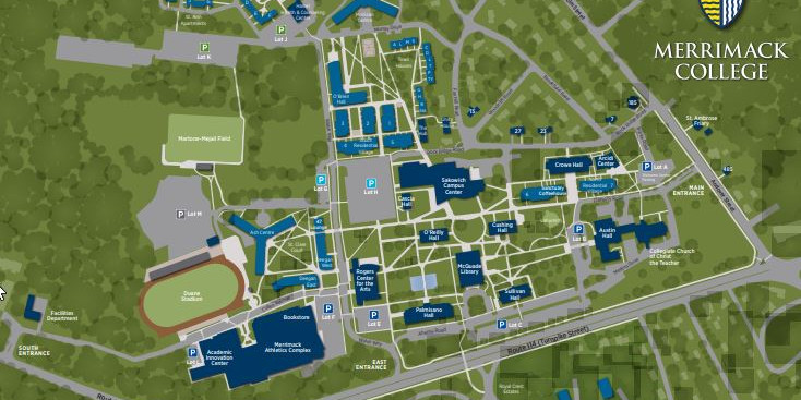 Map and Directions to Merrimack College | Merrimack College Brentwood Campus Map on delano campus map, farmington campus map, bowie campus map, ashford campus map, selden campus map, jamestown campus map, irvine campus map, garden city campus map, south gate campus map, saint peters campus map, old westbury campus map, morningside campus map, beaumont campus map, homestead campus map, newton campus map, kettering campus map, madera campus map, woodbury campus map, east campus map, metropolitan campus map,