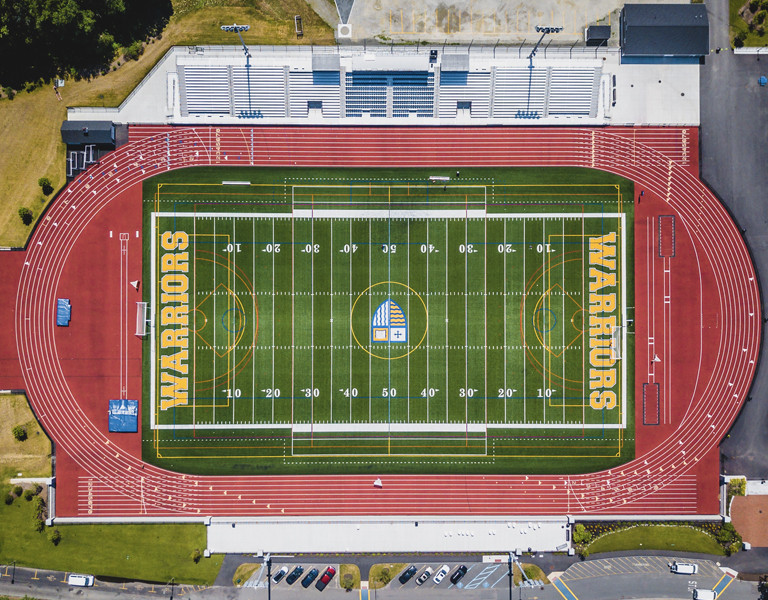 Merrimack College Reopening Plan Athletics & Recreation