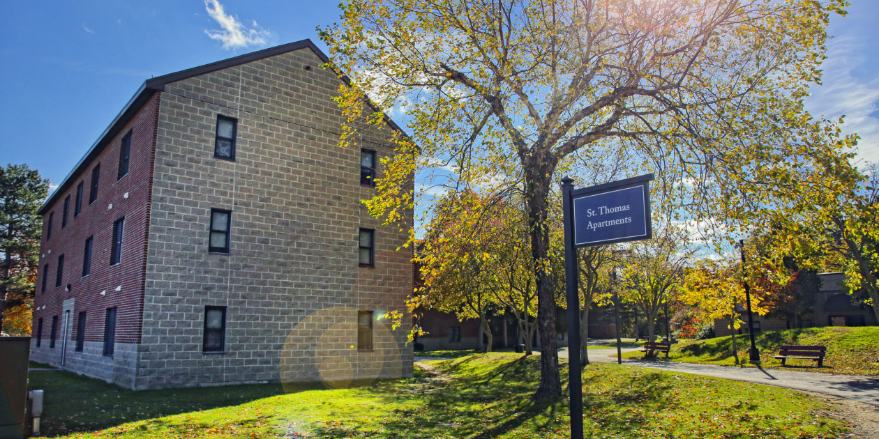 St Thomas St Ann Apartments Merrimack College