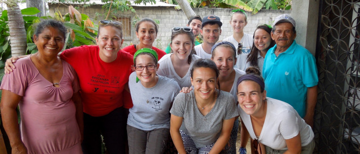 The Ecuador Service Immersion Group, June 2016