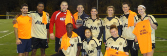 Fall Coed Outdoor Soccer MC Barca United