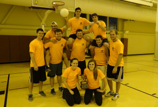 Fall Coed Volleyball Hankerin for a Spankerin