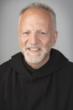 Photo of Fr. Stephen Curry, O.S.A.