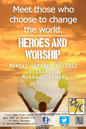 Heroes and Worship: Meet those who choose to change the world