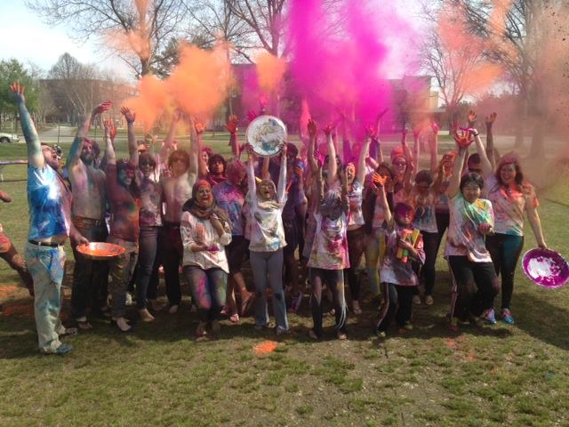 InterFaith Alliance Holi 2014