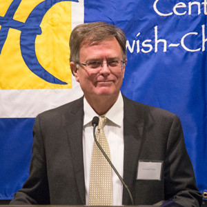Professor Joseph Kelley, director of the Center for the Study of Jewish-Christian-Muslim Relations