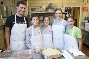 Merrimack College is the 46th school to join the fight against hunger through the Campus Kitchens Project.