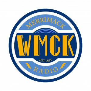 The winning logo for WMCK radio designed by Michael Giammasi '18, co-president of WMCK.