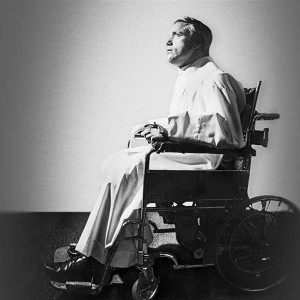Augustinian Fr. Bill Atkinson has been named a Servant of God, which is the first step toward being declared a saint in the Catholic Church. Fr. Bill was the church's first quadriplegic priest and was always maintained a sense of gratitude for life and its pleasures.
