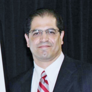 Daoud Abudiab, president and founder, Faith & Culture Center in Nashville, Tenn.