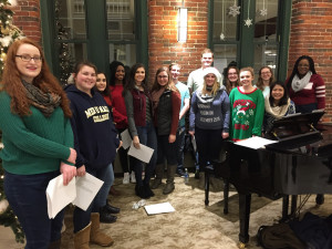 Merrimack College Concert Choir