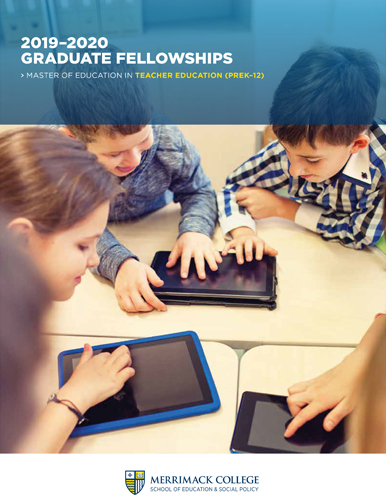 Teacher Education Fellowships Cover