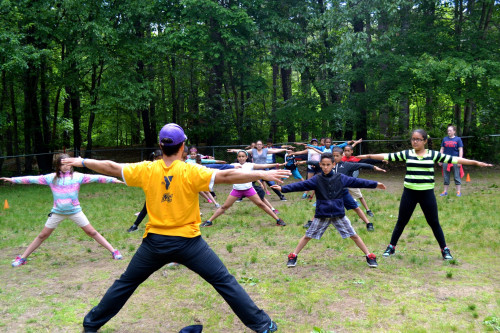 Active Science at Camp Otter in Salem, N.H. is a five-day program integrating physical activity w...
