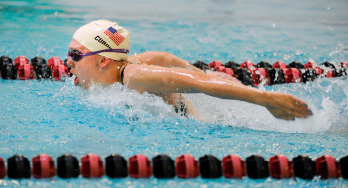 With the Paralympics Worlds Series now behind her, Cailin Currie '21 can start training for ...