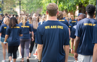 Merrimack College has again climbed U.S. News & World Report magazine's Best Colleges ra...