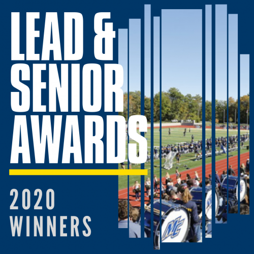 2020 LEAD and Senior Awards recognize outstanding students and student organizations at Merrimack...