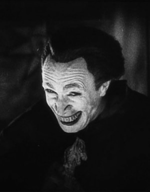 "A still from ""The Man Who Laughs"", one of the four silent features presented at the Rogers Center for the Arts."