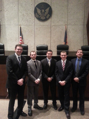 Moot Court 2014