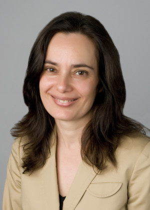 Ana Silva, associate professor of finance and center director