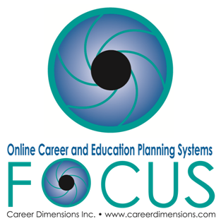 FOCUS is a self-paced, online career and education planning tool for use by college students. It will enable you to self-assess your career relevant personal qualities and explore career fields and major areas of study that are most compatible with your assessment results. Students who use FOCUS make better decisions about their goals and plans and learn how to self-manage their careers.